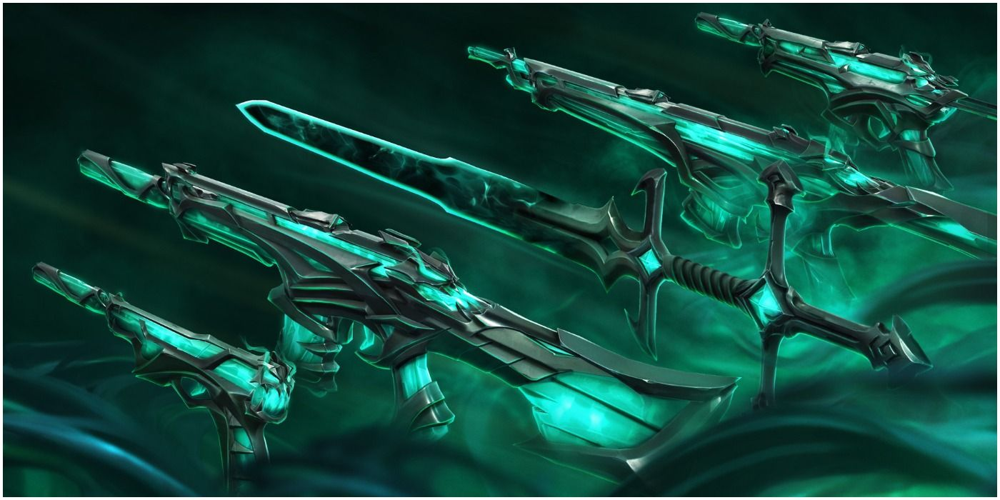 Valorant: Every Skin Included In The Ruination Bundle, Ranked