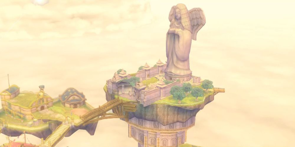 10 Awesome Things You Didn't Know You Could Do In The Legend Of Zelda: Skyward Sword HD