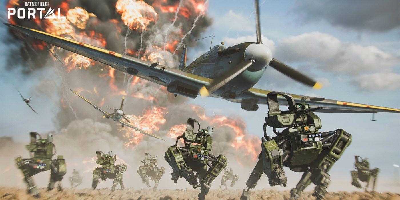 Battlefield 2042 Gives Players Unprecedented Freedom With Sandbox Portal Mode