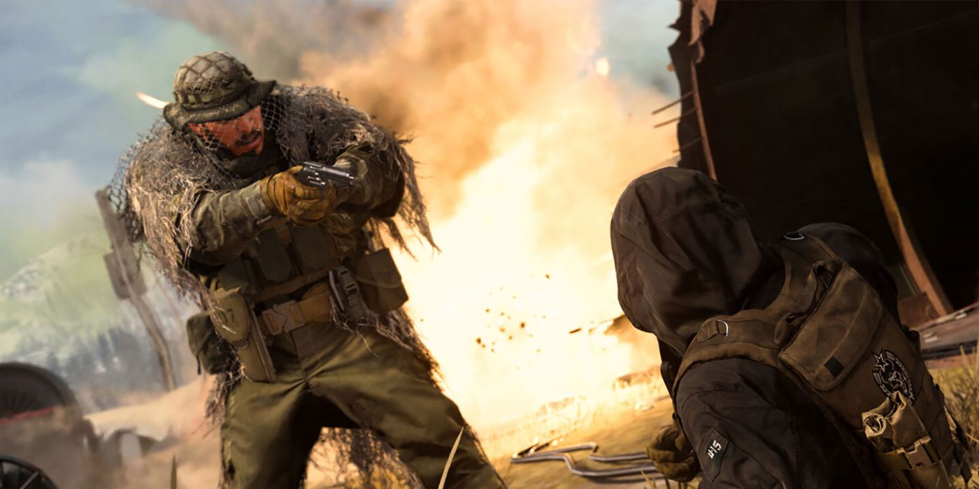 Call of Duty: Warzone Update Removes 'Report Offensive Chat' Feature