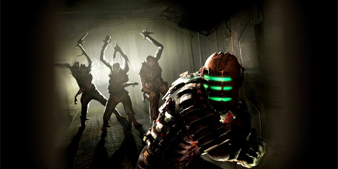 Dead Space Remake Letting Isaac Speak Could Improve The Story In Some Big Ways