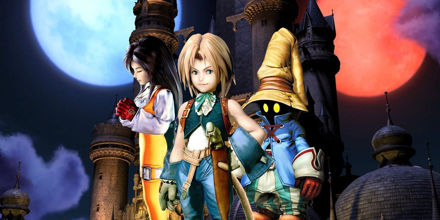Final Fantasy 9 Fan Shows What A Real Remaster of the Game Could Look Like