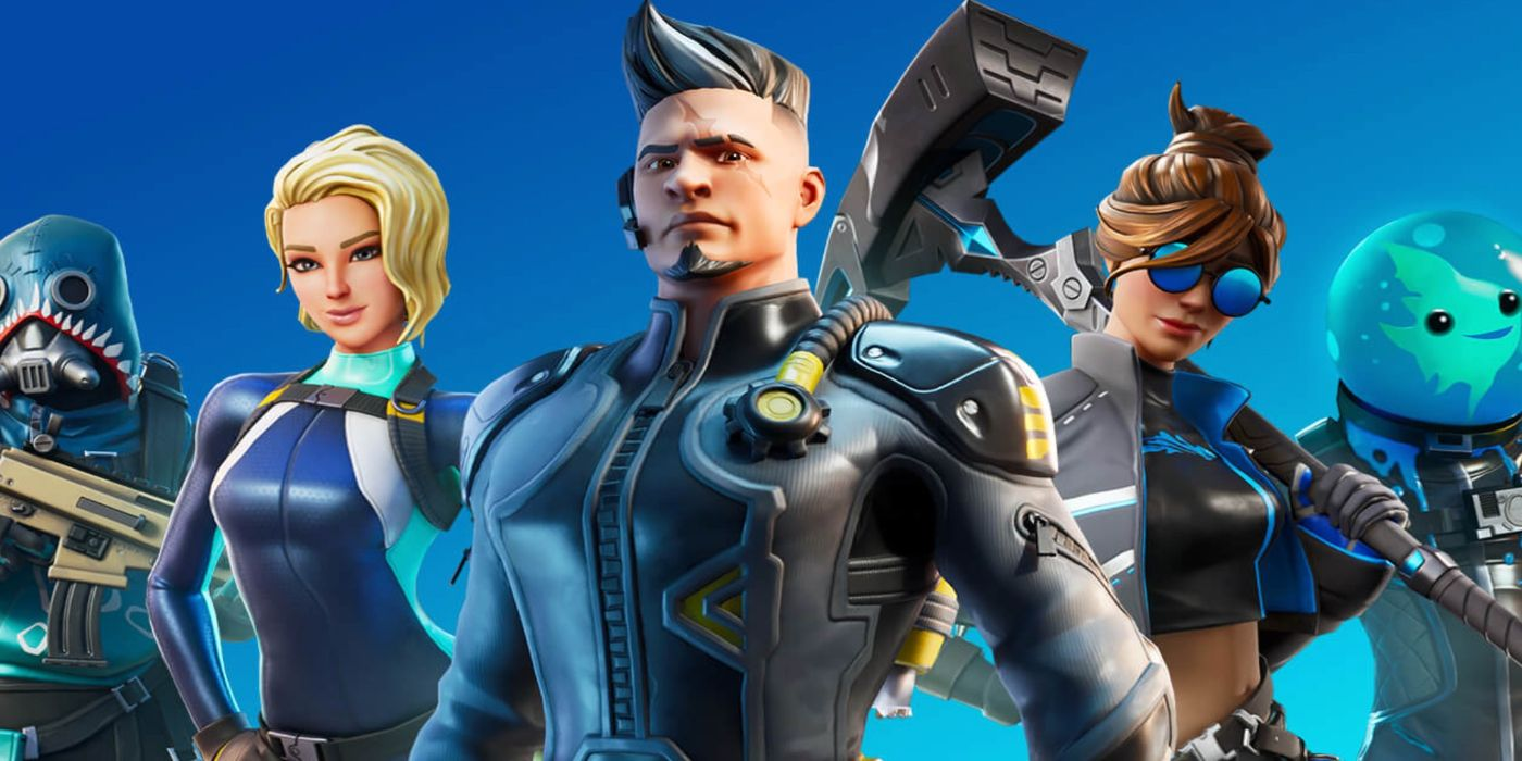 Fortnite: Where to Find and Defeat Riot  | Game Rant