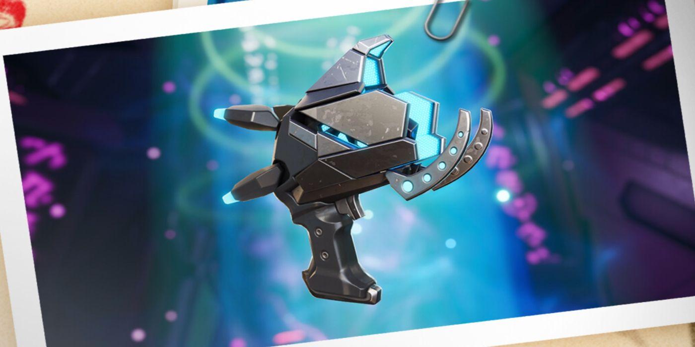 Where to Find Plasma Cannon in Fortnite Season 7 | Game Rant