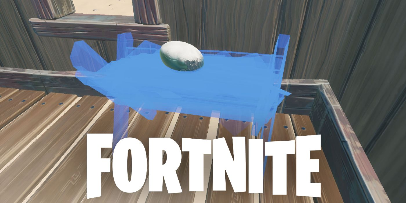 Fortnite: How to Construct a Wooden Hatchery | Game Rant