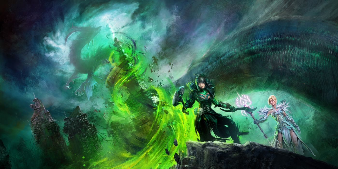 Guild Wars 2 Expansion End of Dragons Release Window and Plans Confirmed