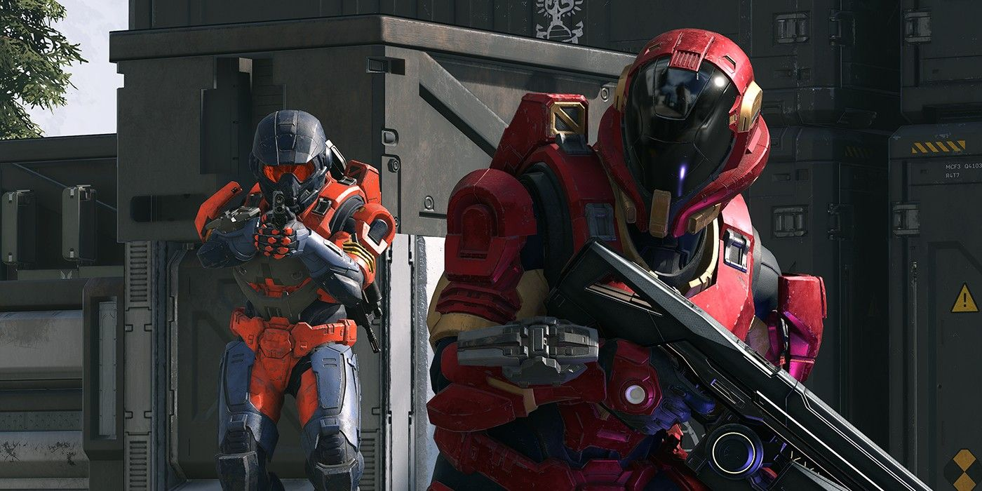 Halo Infinite Hints at Preview Test Start Date, Shows New Screenshots - GameRant