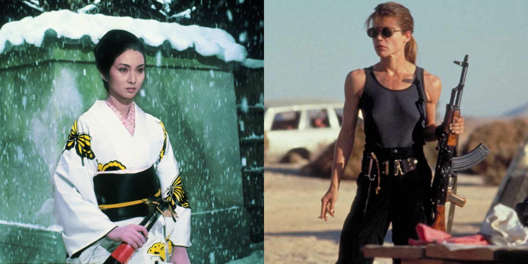 These Excellent Early Female-Led Action Movies Are Must-Sees For Film Fans