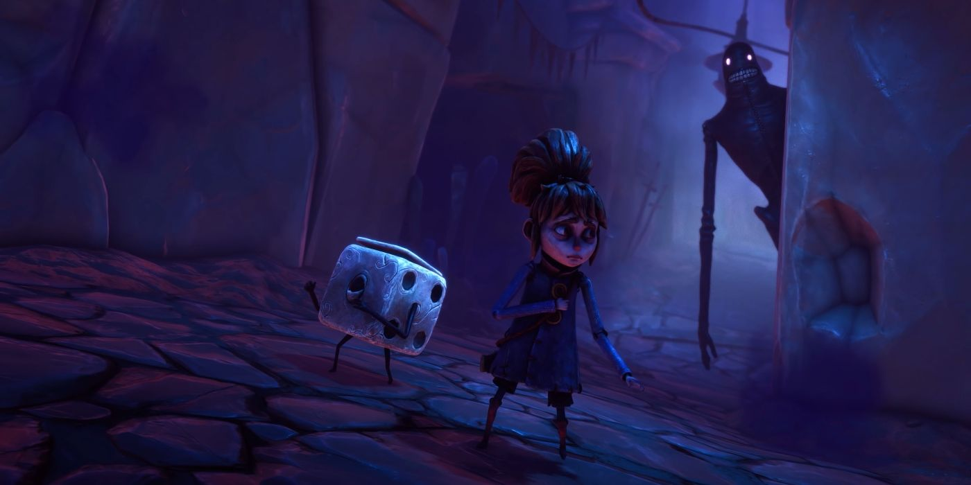 Lost in Random Release Date Revealed Alongside a New Look at Its Dice-Based Combat