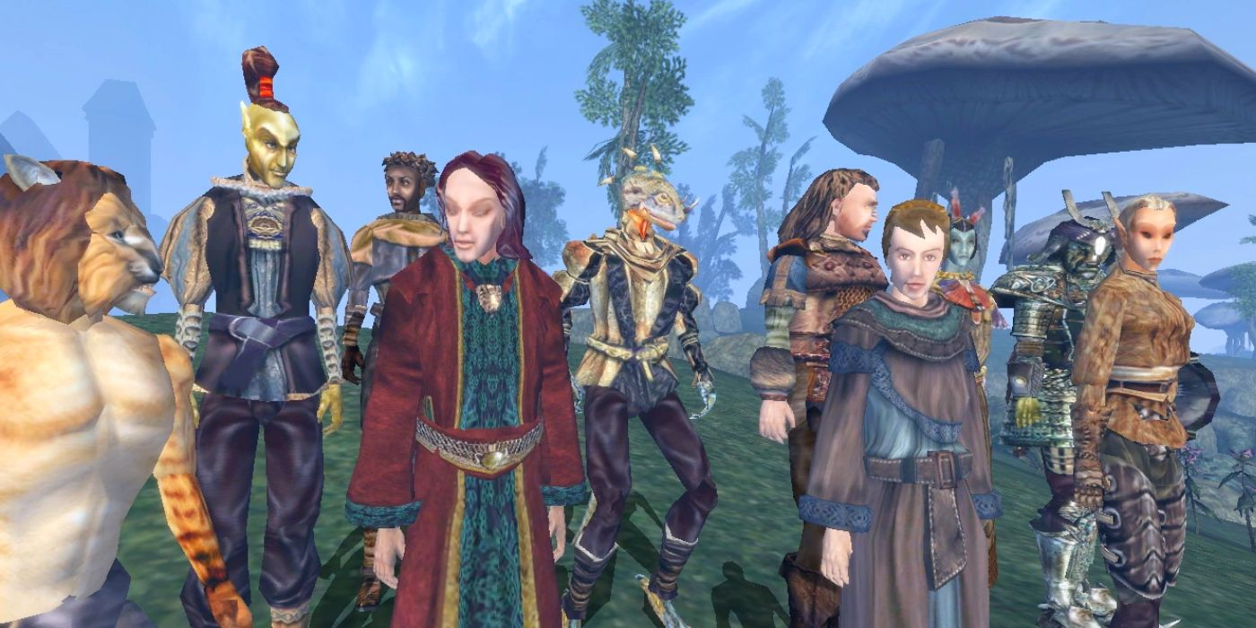 Morrowind: The Most Memorable NPCs within the Game | Game Rant