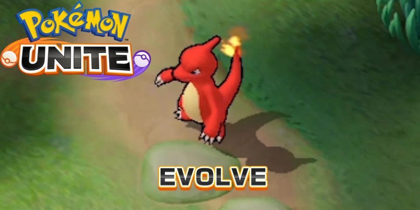 Pokemon Unite – How to Evolve Pokemon | Game Rant