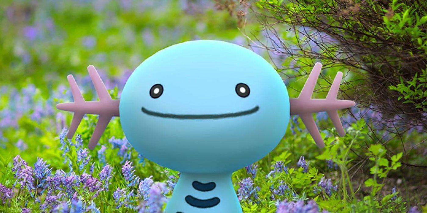 Pokemon Fan Creates Impressive 3D Model of Wooper's Beta Design