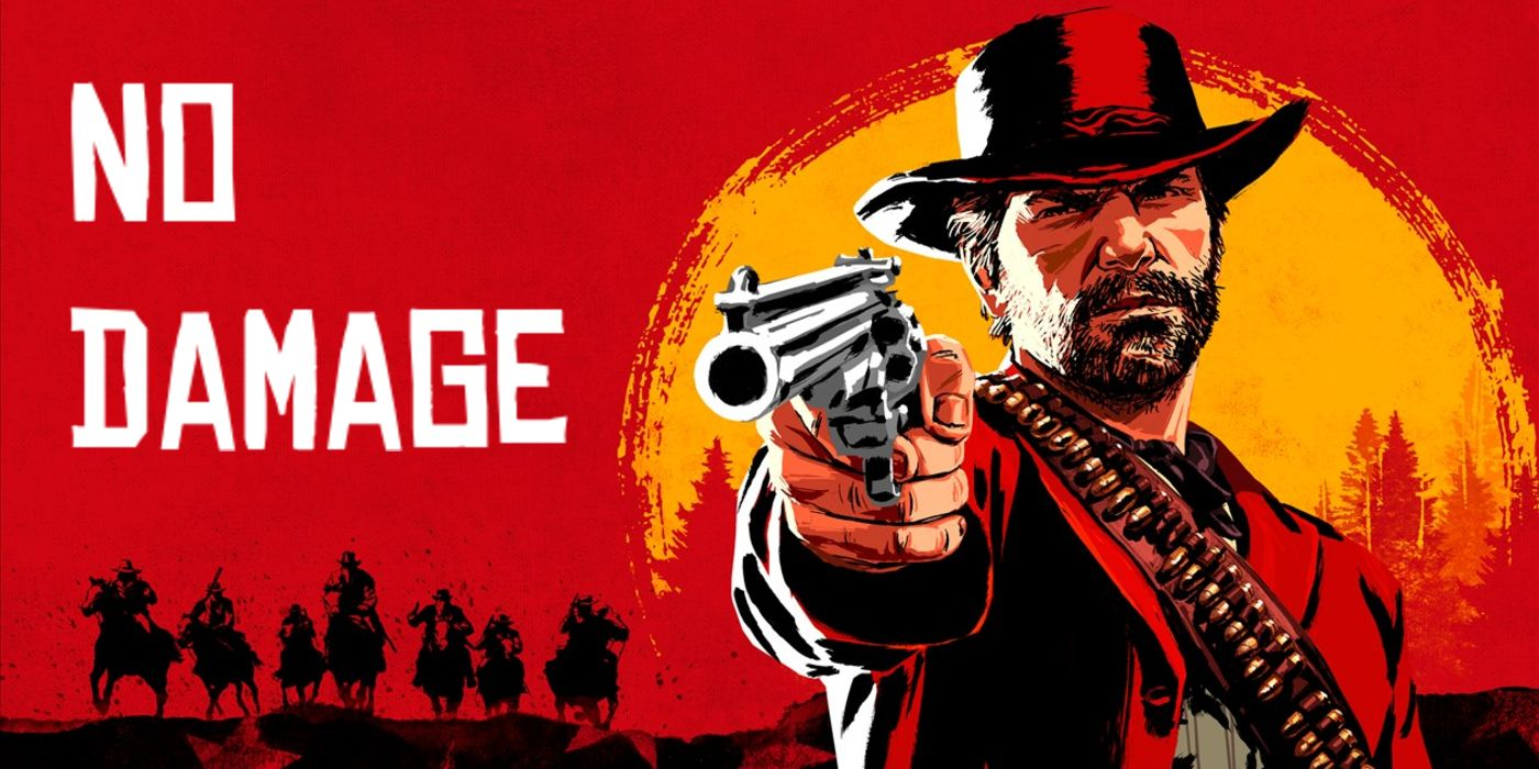 Red Dead Redemption 2 Player Beats Game Without Taking Damage