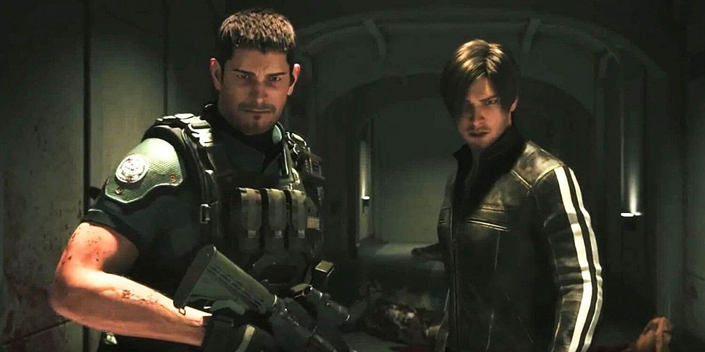 Resident Evil Protagonists Get Official Perfumes | Game Rant