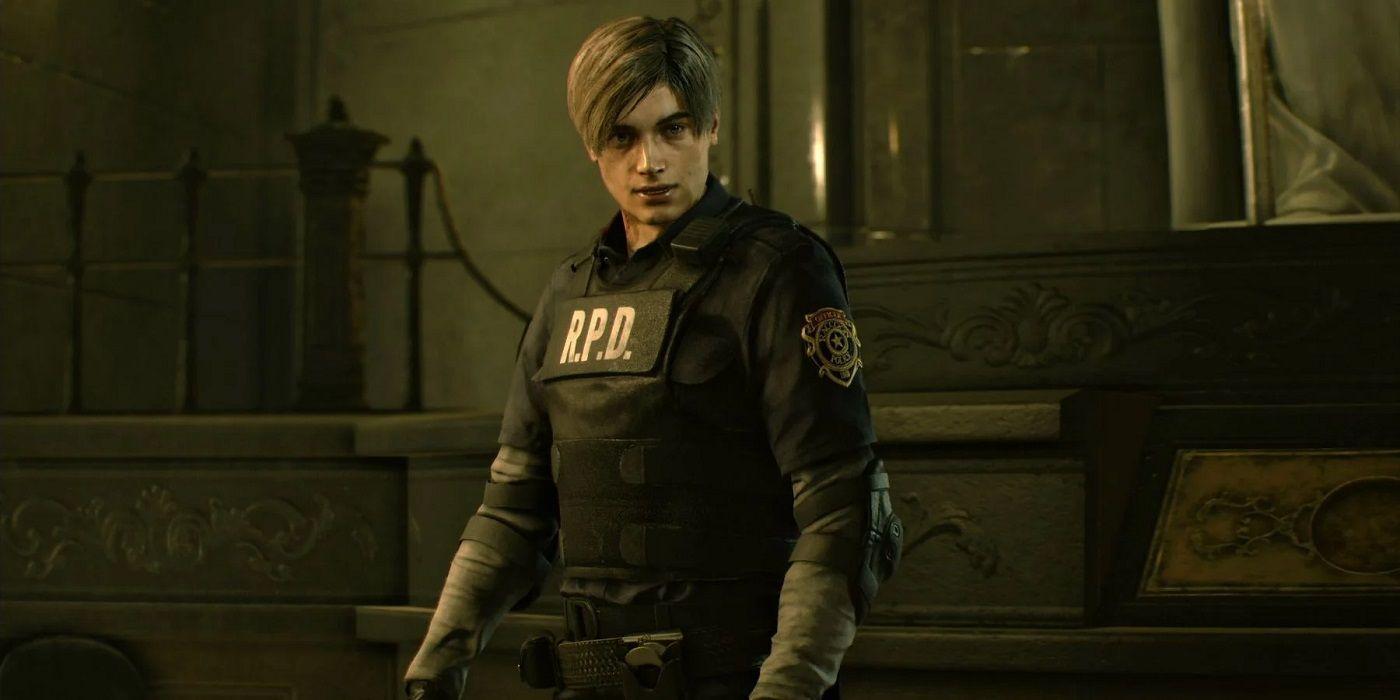 Modder Brings Leon to Resident Evil Village | Game Rant
