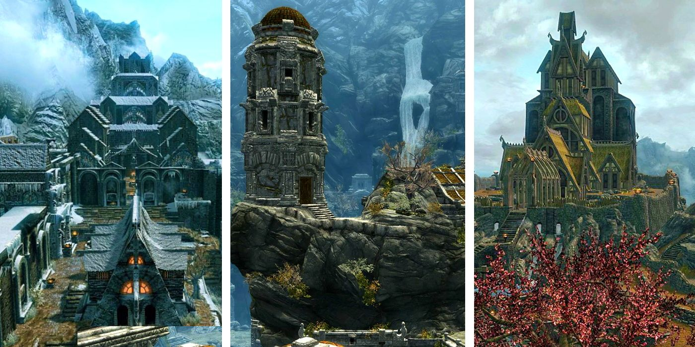 Skyrim: Explaining the Most Important Cities within the Province