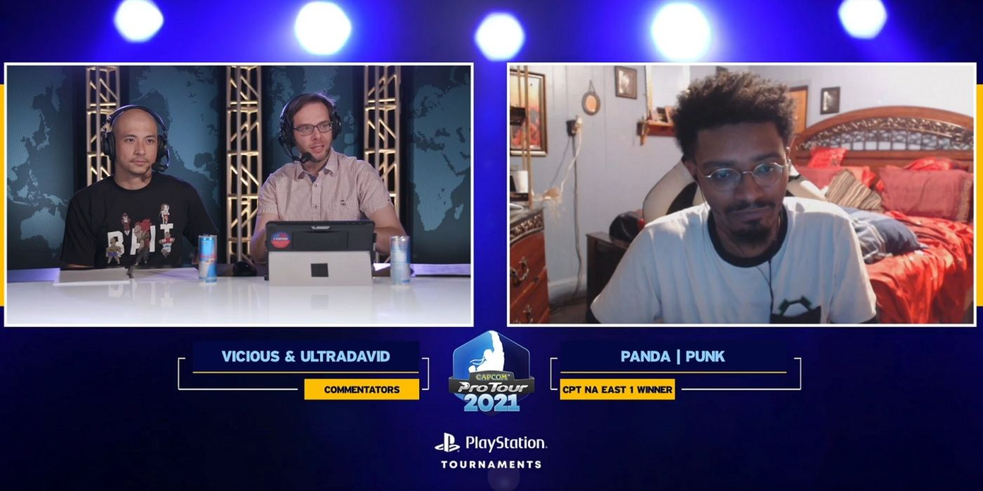 Pro Player Trashes Street Fighter 5 on Official Capcom Tourney Stream