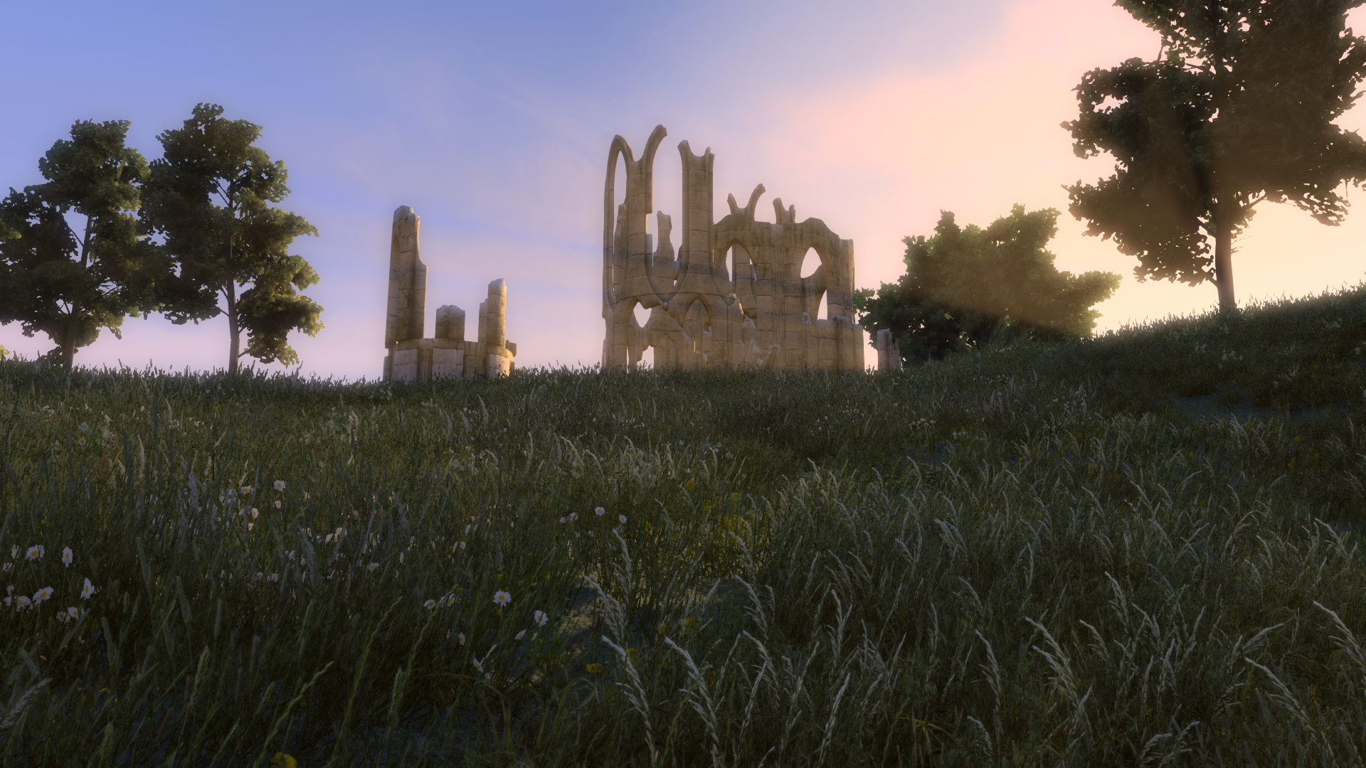 Tracing the Skyblivion Mod's Development Over the Years