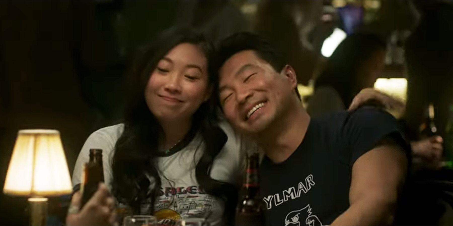 Shang-Chi Star Awkwafina Played An Important Role In Simu Liu Casting