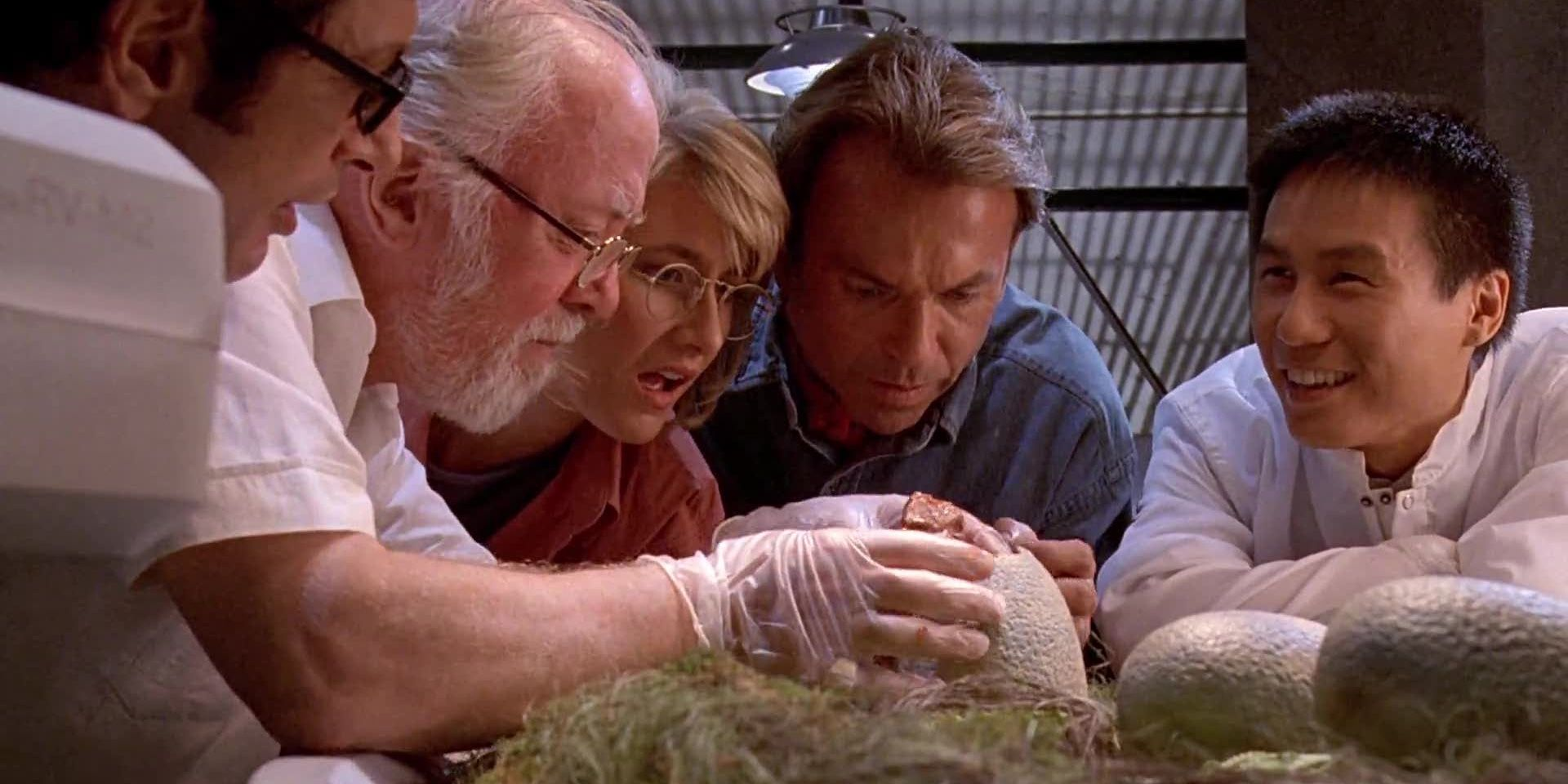 Jurassic Park Star BD Wong Reveals Why He Was Bitter Towards The Film