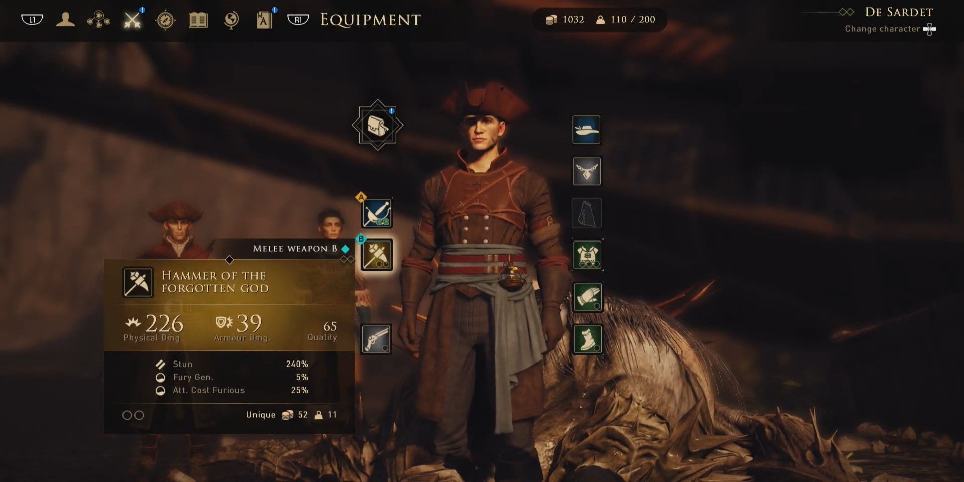 Greedfall: 10 Best Weapons For The Magic Class