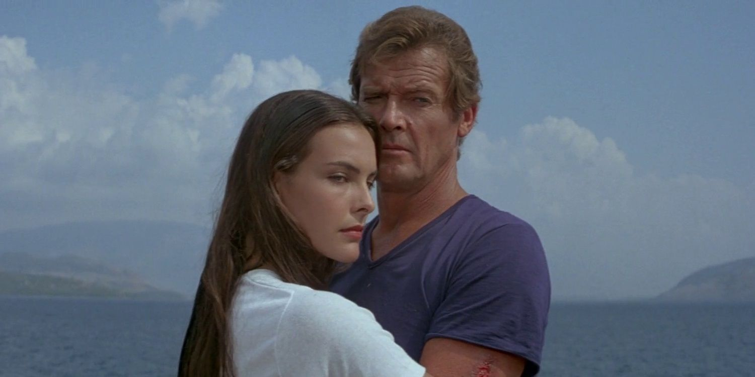 Roger Moore Redeemed Moonraker With One Of The Darkest Bond Movies
