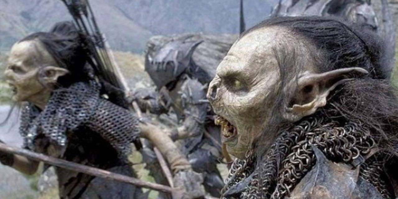 Where Do The Orcs In The Lord Of The Rings Come From?