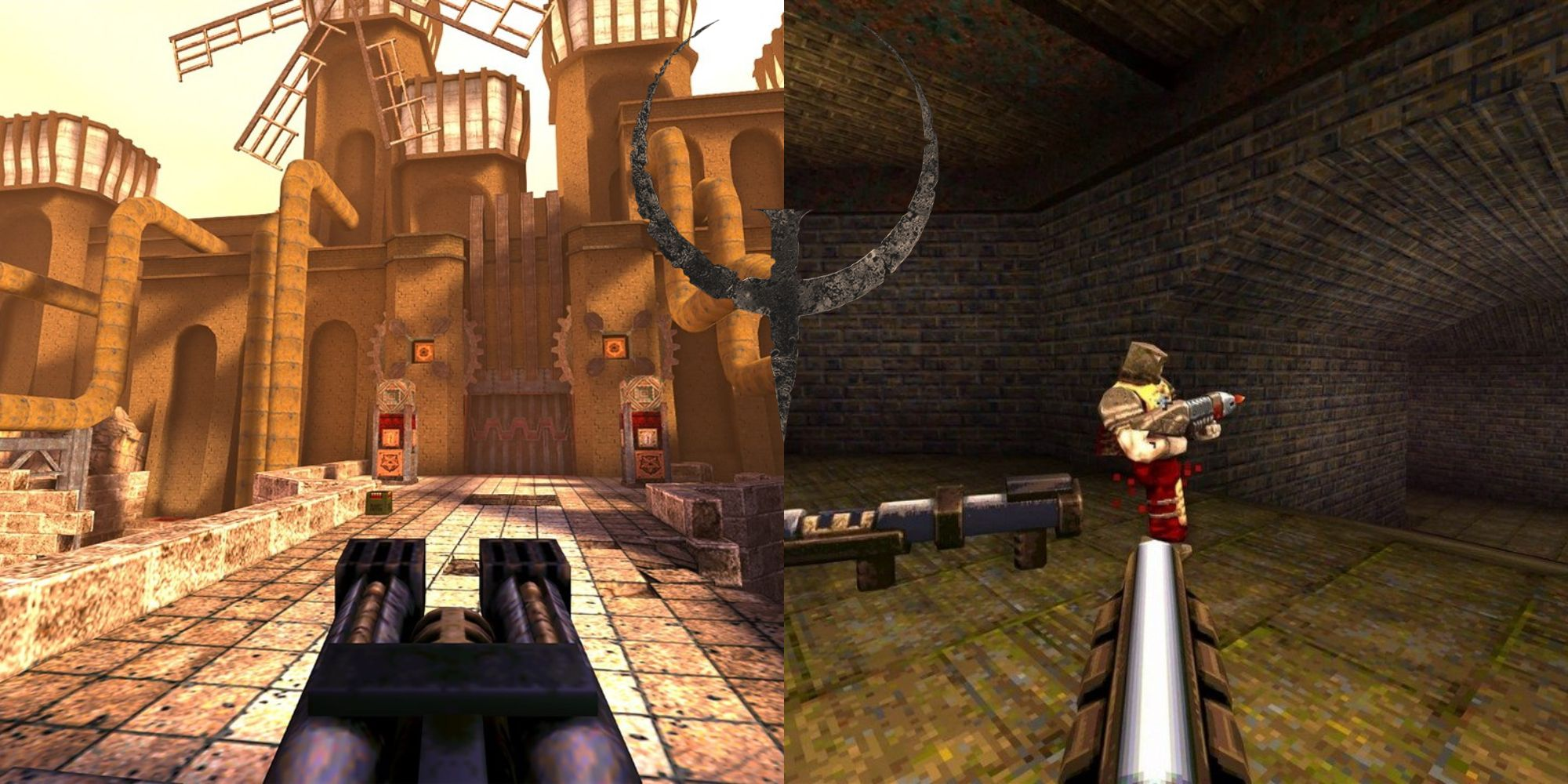 Quake Remastered Update Improves Multiplayer and Modding Support