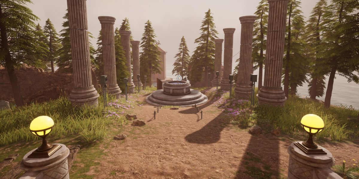 Myst: Generator Switches Puzzle Solution