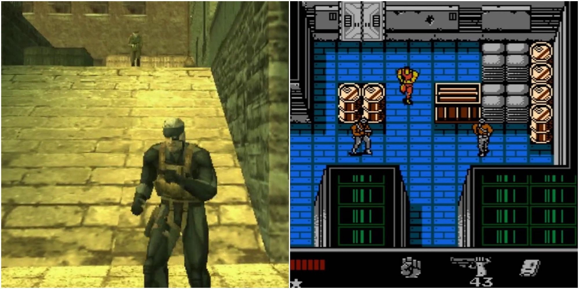 10 Metal Gear Games Most Fans Forgot Existed
