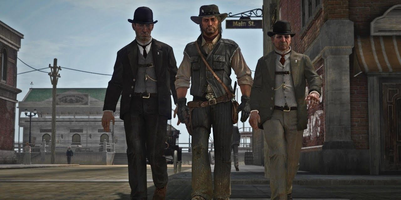 The Case for a Red Dead Redemption Remaster Before Any GTA Game