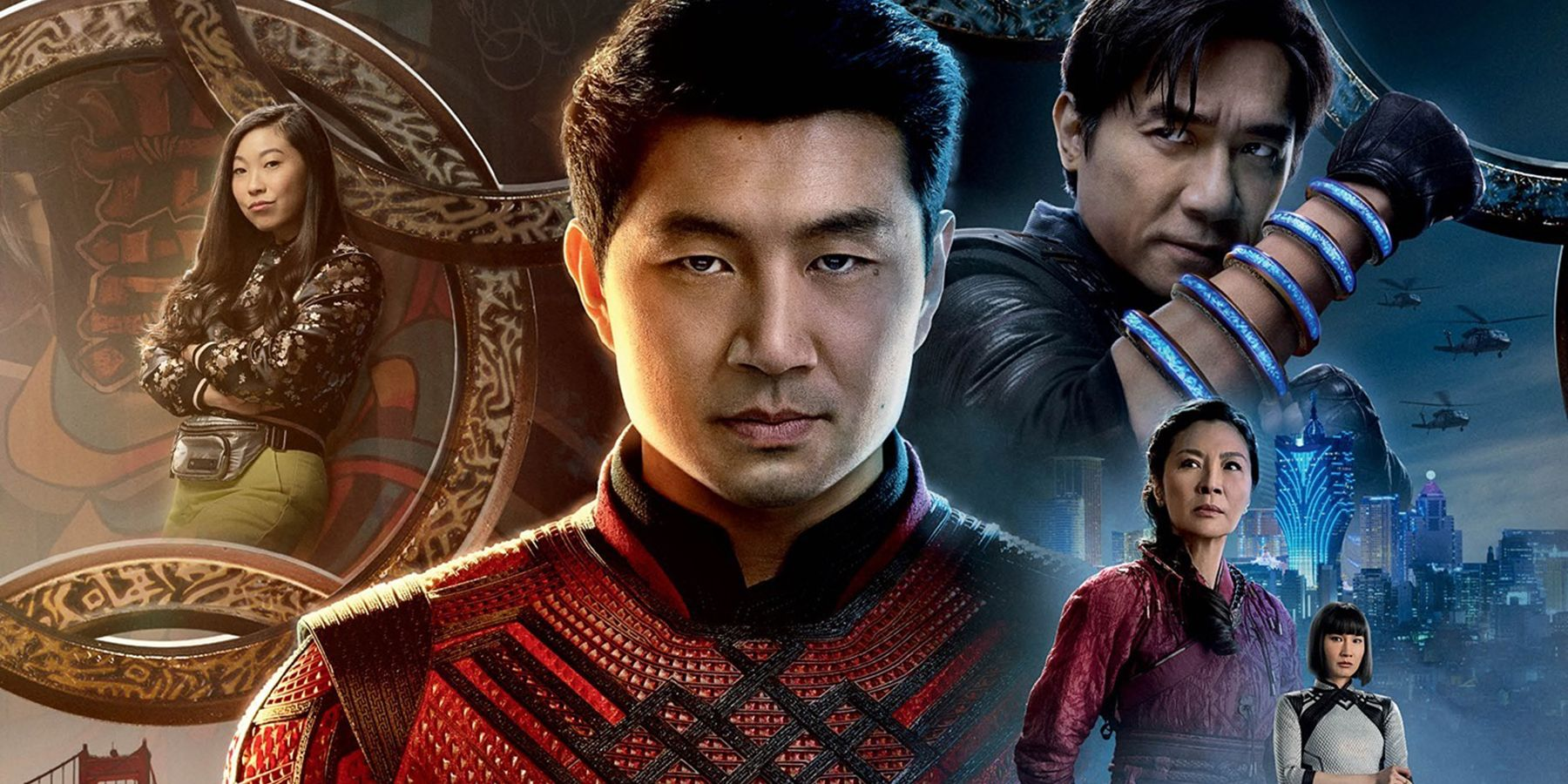 Shang-Chi Sets Sights On $50M Debut As Disney Scraps Hybrid Releases