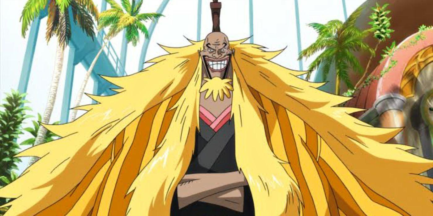 One Piece: 10 personagens que podem rivalizar com o Yonko Ranqueados 6