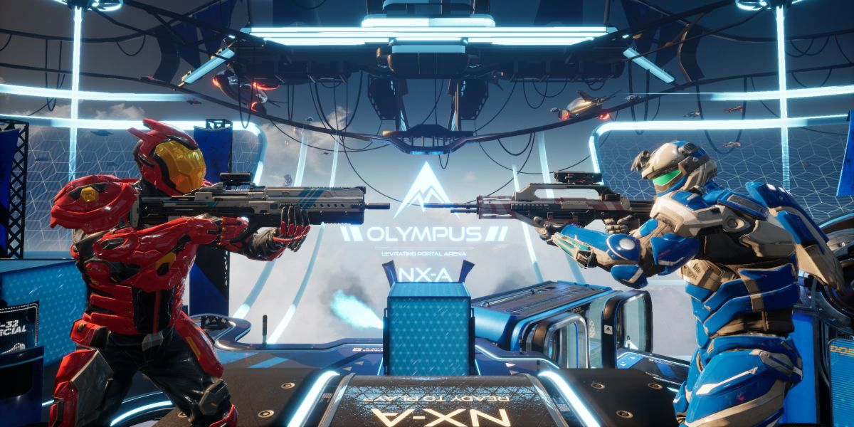 Splitgate Needs to Shake Up Its Ranked Mode Offerings