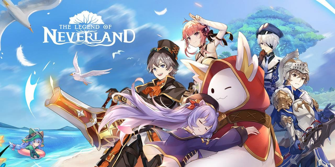 The-Legend-of-Neverland-cover-art-with-all-class-characters
