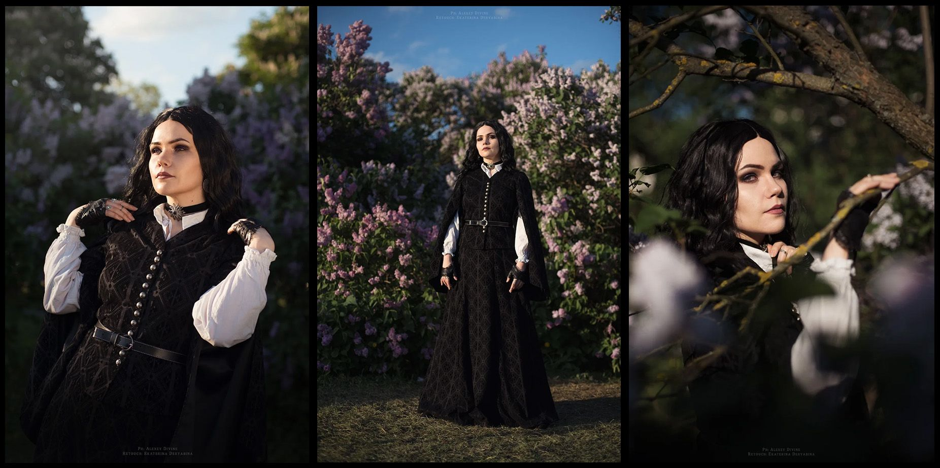 The Witcher Fan Shows Off Impressive Yennefer Cosplay Based on the Book Version of the Character