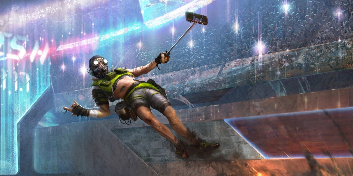 Apex Legends' Octane Proves How Important The Rule of Cool Is