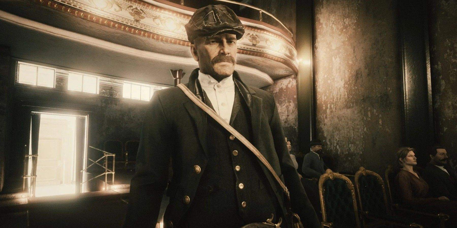 Red Dead Redemption 2 Player Creates Peaky Blinders Version of Arthur Morgan