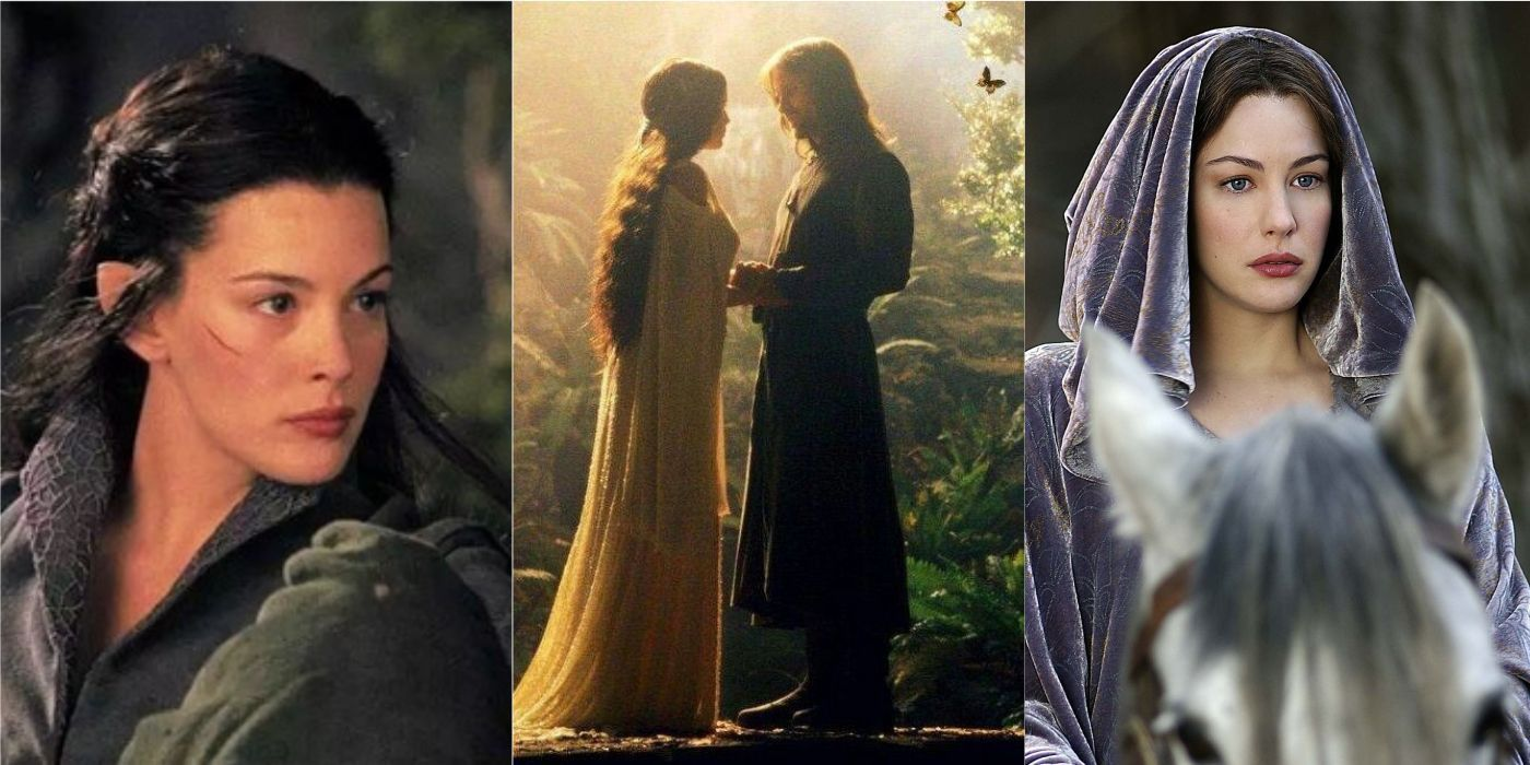 LOTR: Did Arwen Lose Her Immortality?
