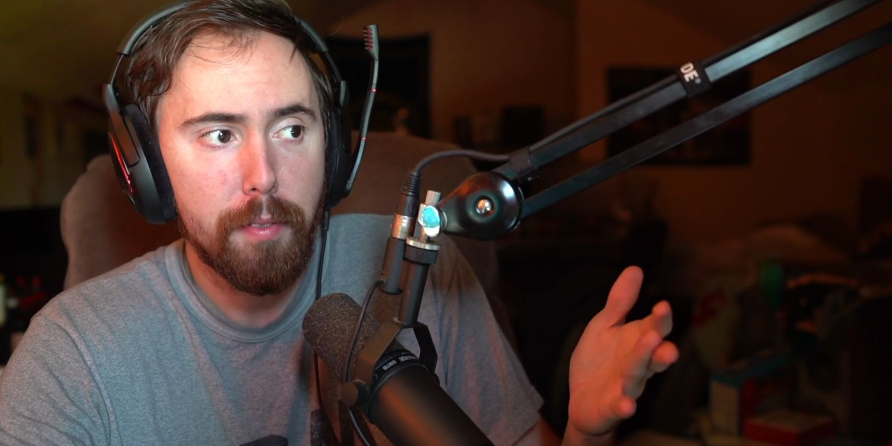 Streamer Asmongold Doesn't Think Day Off Twitch Movement Will Work