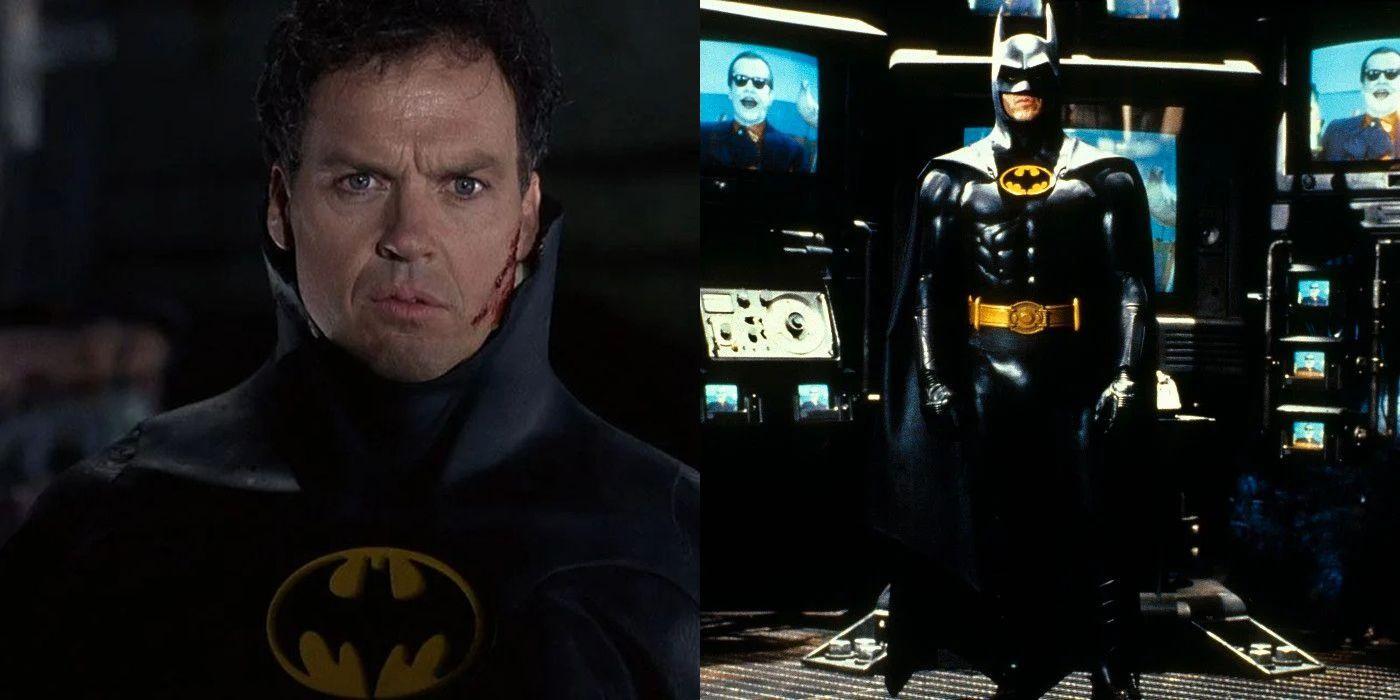Michael Keaton Hasn't Watched A Comic Book Movie Since Batman 1989