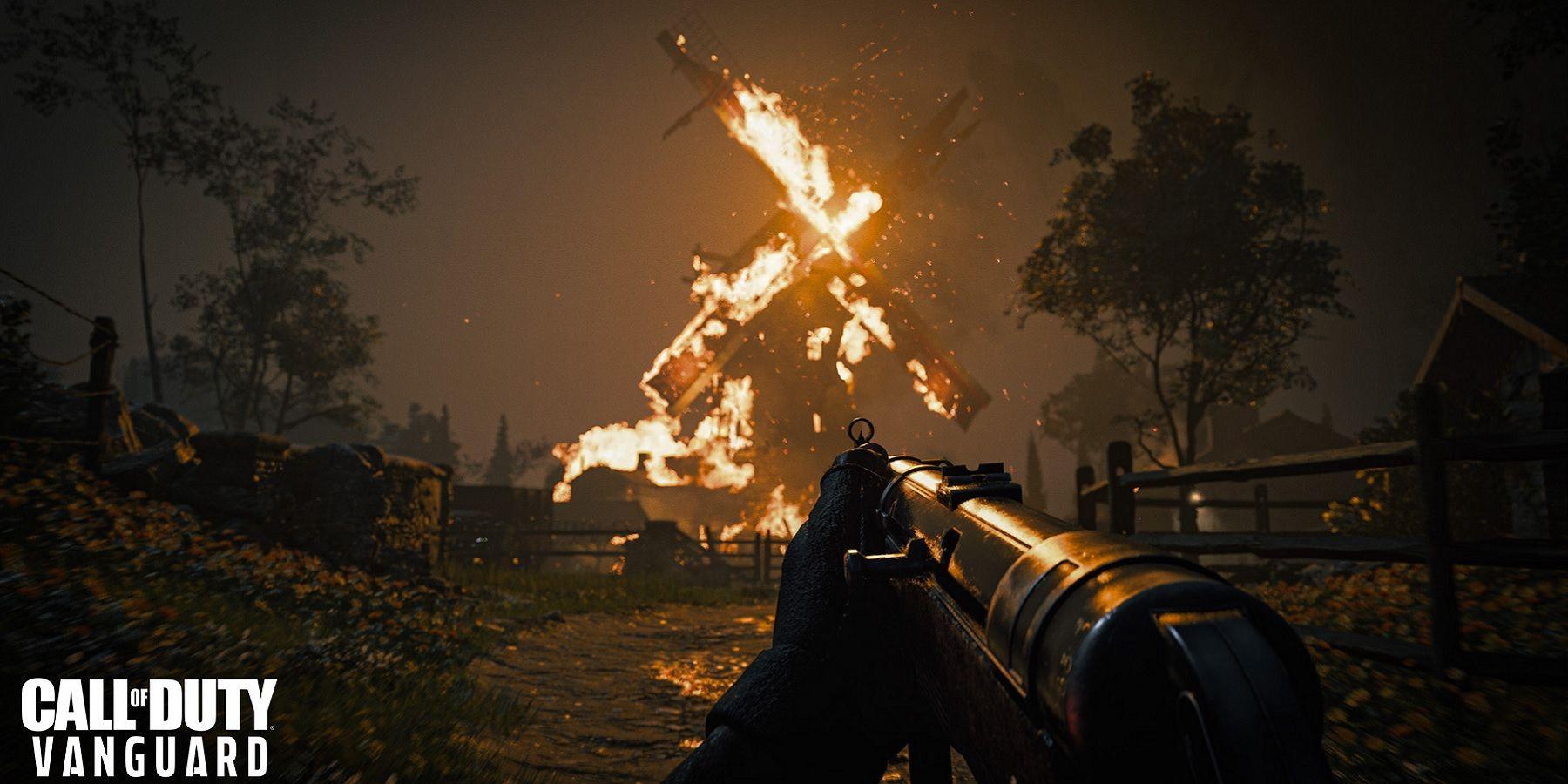 Call of Duty: Vanguard Has Massive File Size
