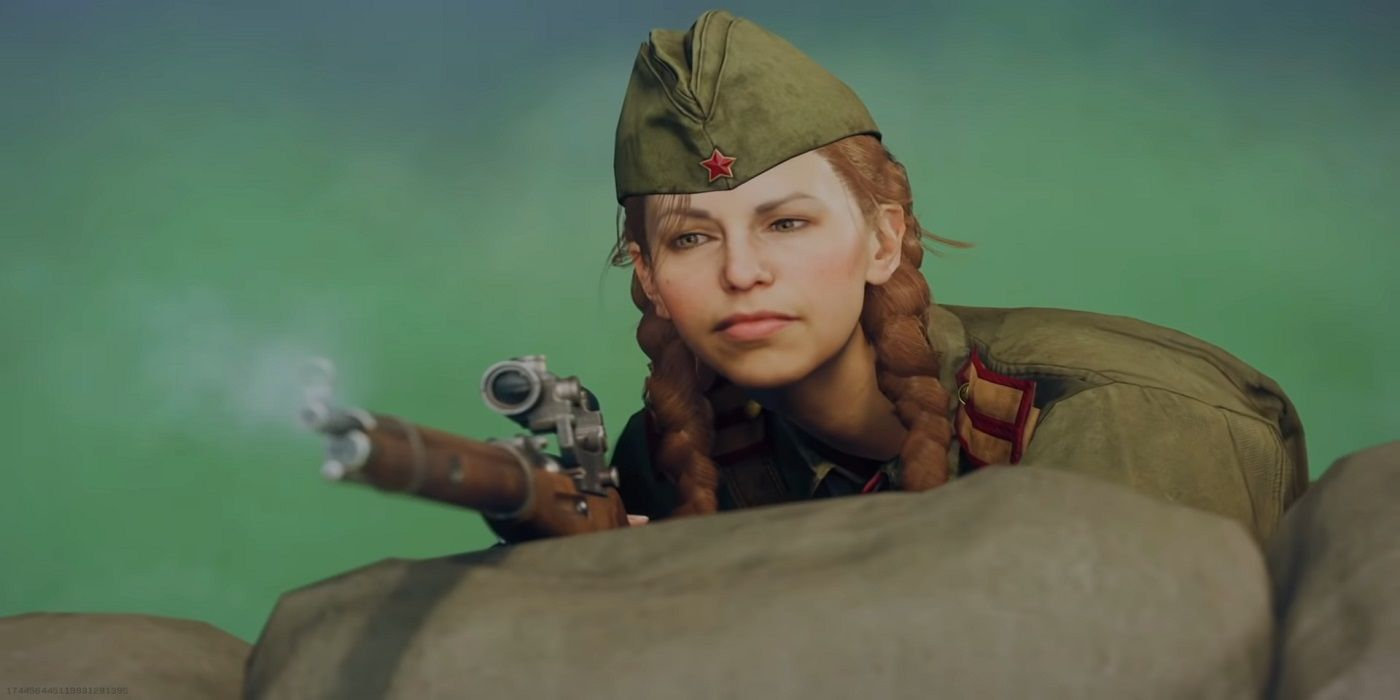 Call of Duty: Vanguard's Female Protagonist is Important, Yet Performative
