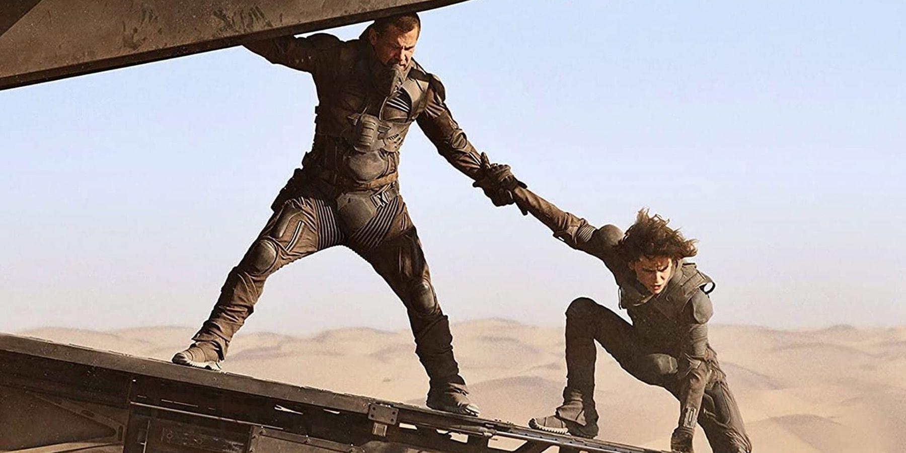 Dune's Denis Villeneuve Reveals What A Third Film Would Be About