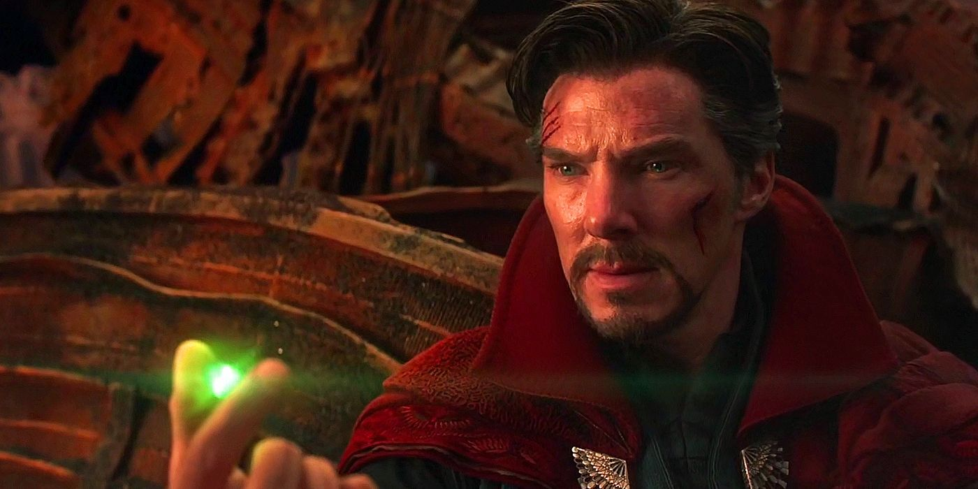 What If…? Poses The Question: Is Doctor Strange The Most Powerful Human In The MCU?