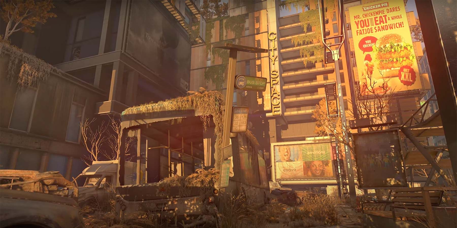 The Star of Dying Light 2's Gamescom 2021 Trailer Wasn't Its Gameplay