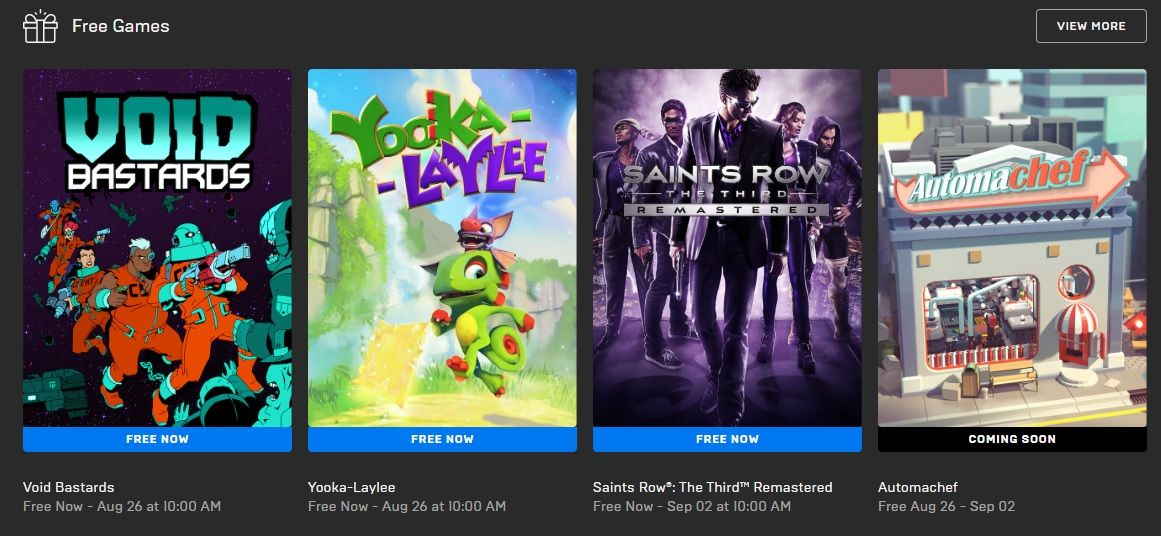 Surprise Bonus Epic Games Store Free Game Released Day Early