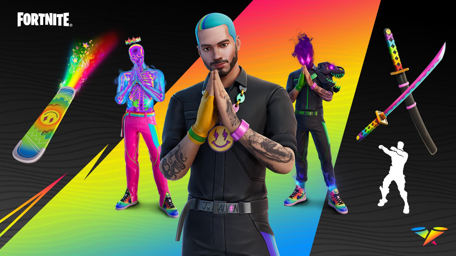 Fortnite: How to Get the J Balvin Skin Early