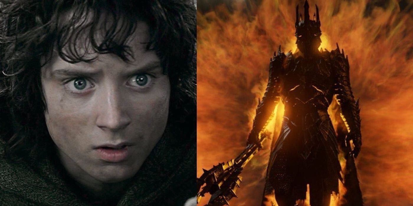Lord Of The Rings: Is The Eye Of Sauron Really Sauron's Actual Eye?
