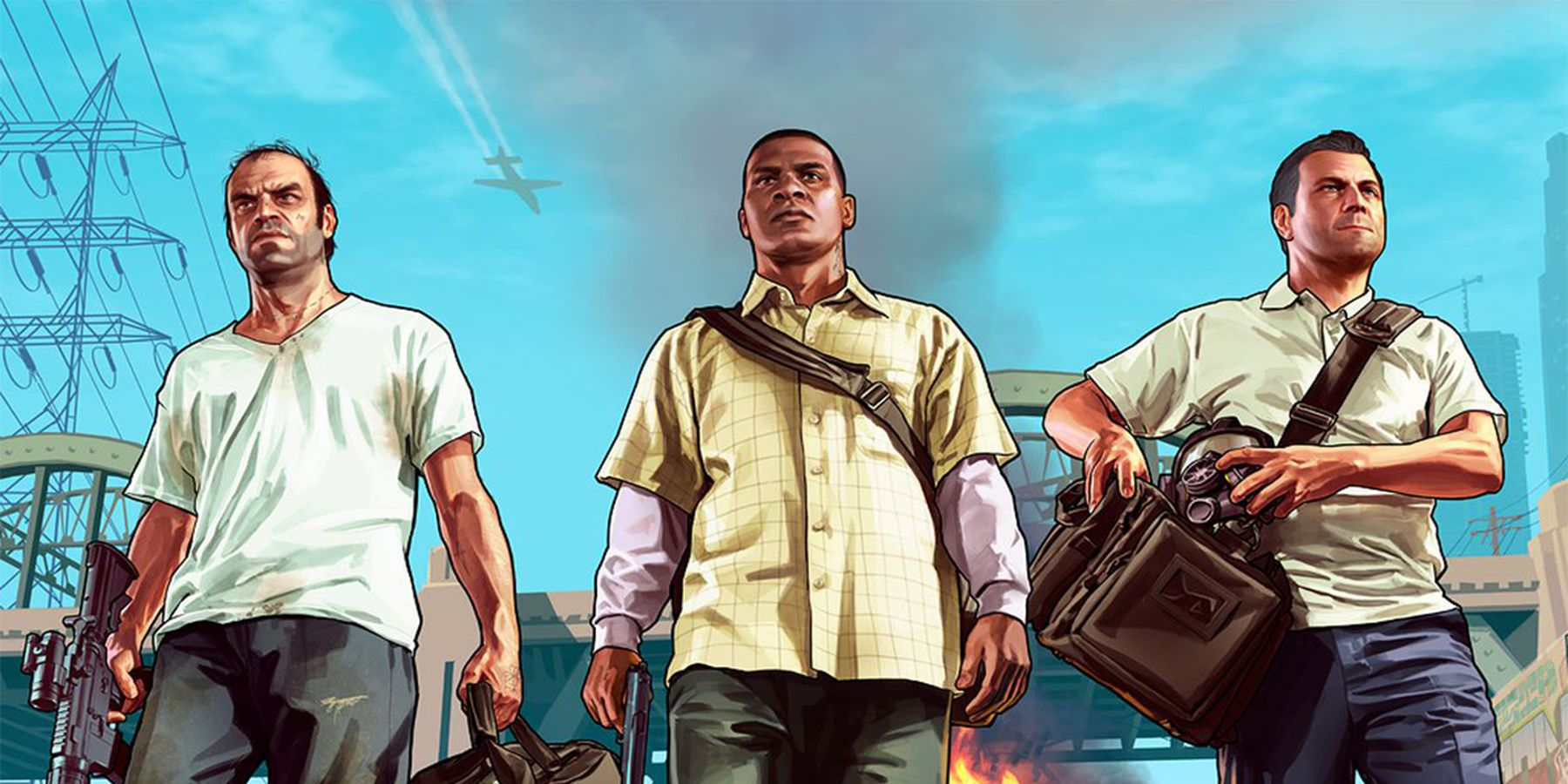 Grand Theft Auto 6's Map is not The Game's Biggest Mystery